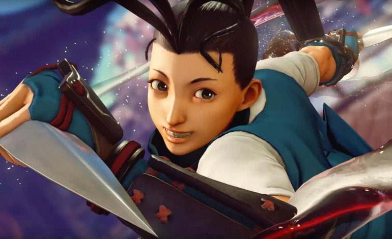 Ibuki Arrives On the Scene in Street Fighter 5