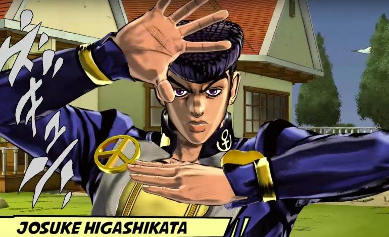 Namco Bandai Announces Western Release Dates for JoJo's Bizarre Adventure: Eyes of Heaven, and Reveals Diamond is Unbreakable Characters