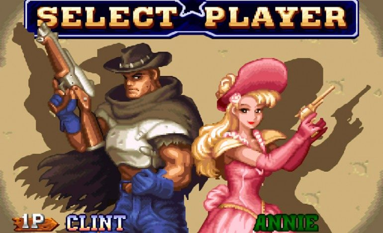 Natsume Announces Sequel to SNES Classic, Wild Guns, with Wild Guns Reloaded