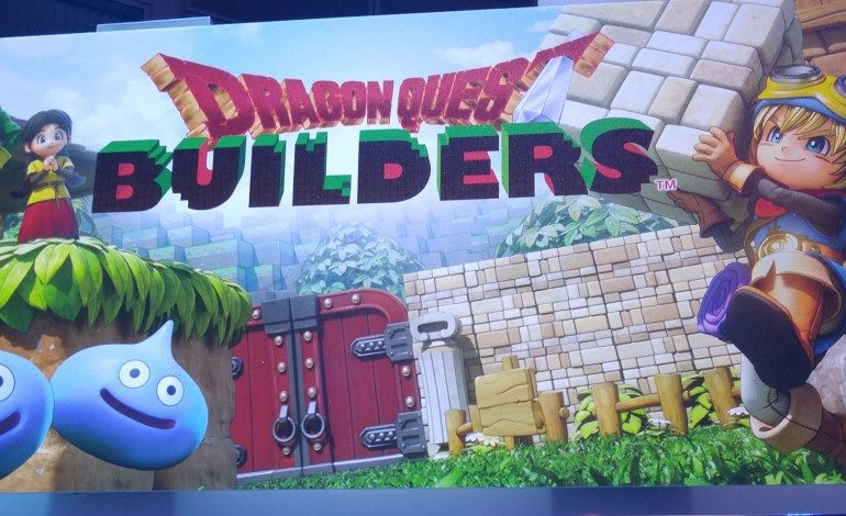 Dragon Quest Builders E3 Demo