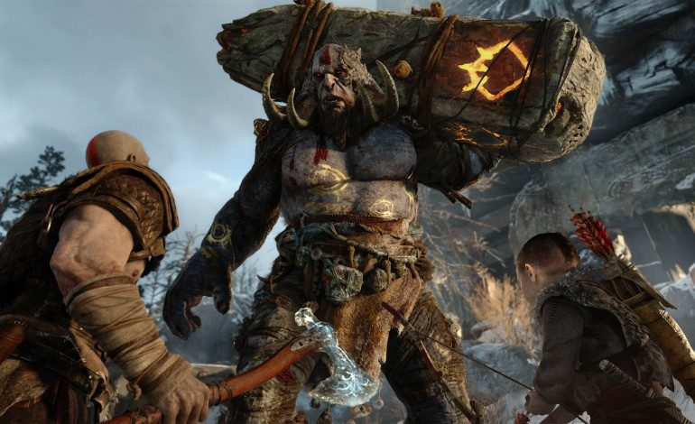 New God of War Announced Set In Norse Mythology