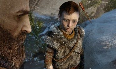 "God of War E3 2016 Gameplay Demo Features Kratos and His Son ""Boy"""