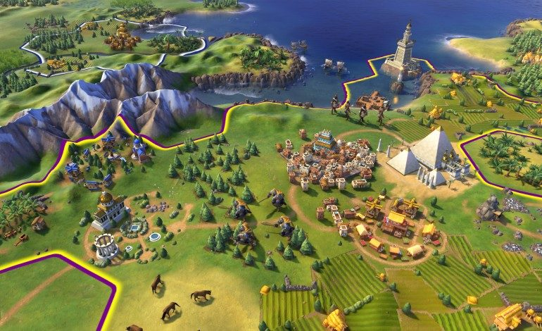E3 Civilization VI Gameplay Presentation