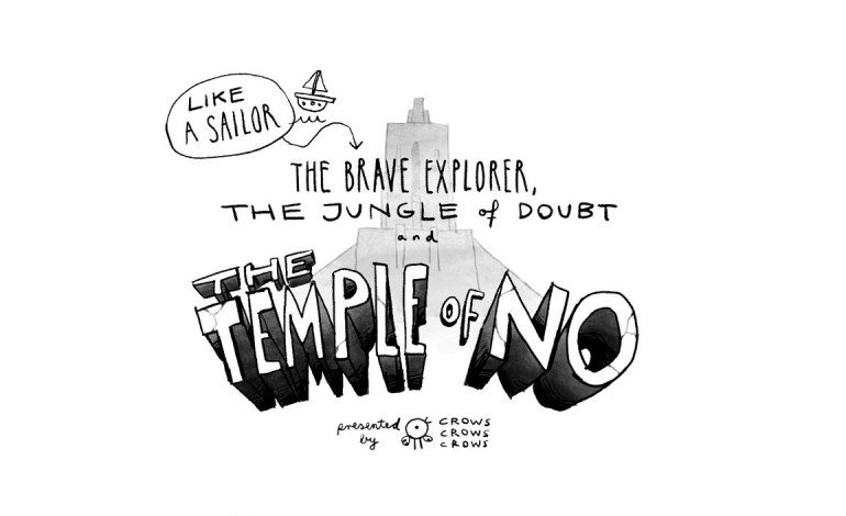Stanly Parable Creators Release The Temple Of No, A Free Text Based Game
