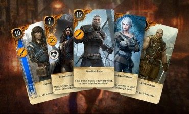 Witcher 3 Developers Announce Card Games And E3 News Up Their Sleeve