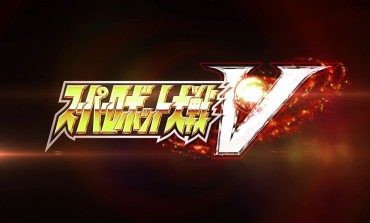 Super Robot Wars V Announced, Will Be Available in English