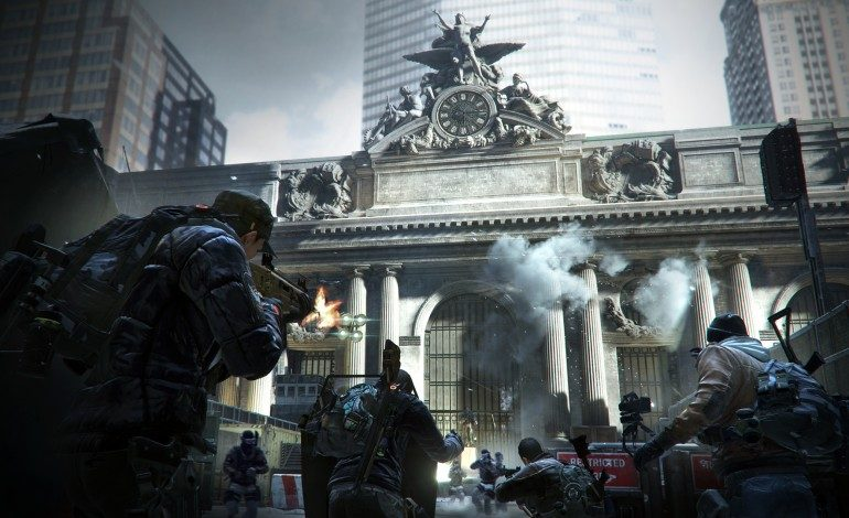 The Division's Latest Update Out Tomorrow For PC And Xbox One But Delayed On PS4