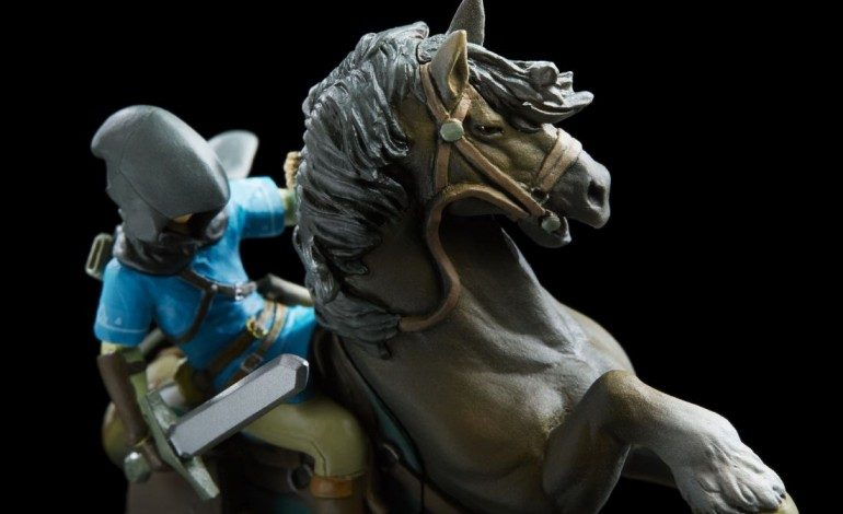 Nintendo Shows Off New Amiibos For Zelda: Breath Of The Wild And Mario