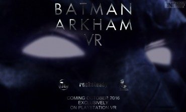 Batman Arkham VR E3 2016 Trailer Announced