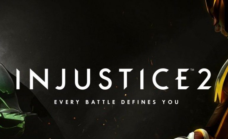 E3 Injustice 2 Gameplay Presentation