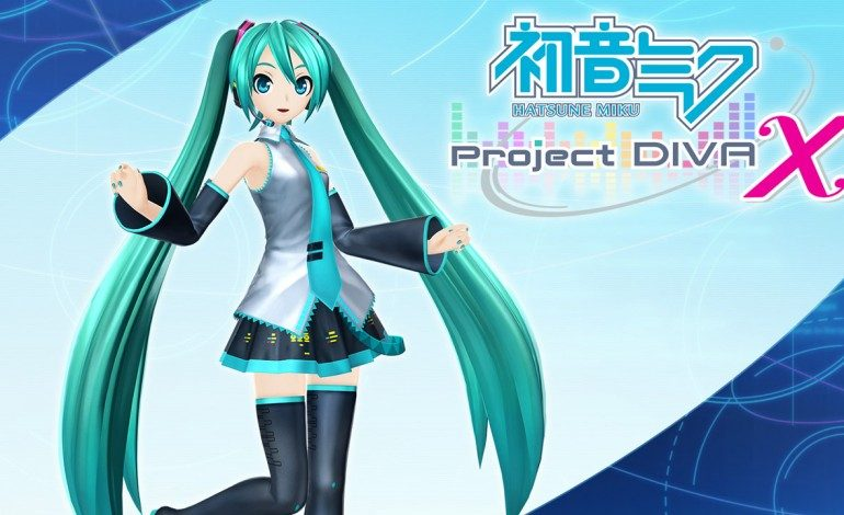 Hatsune Miku: Project Diva X Japanese Game Synopsis Trailer Released