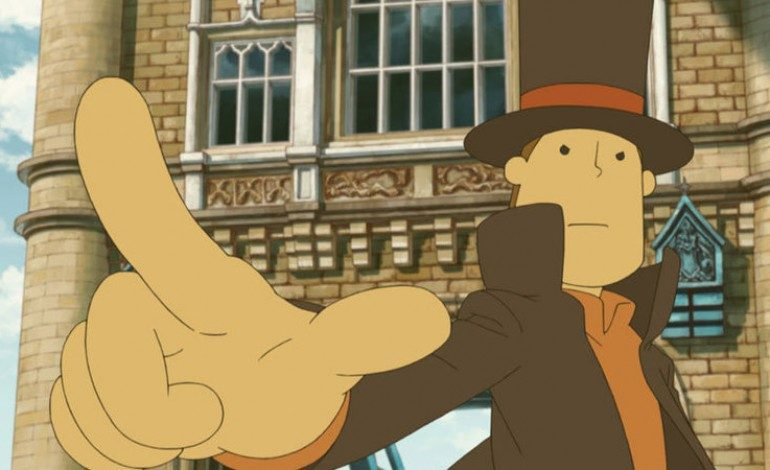 Professor Layton Returns With a New Game; Will Be Revealed Next Month