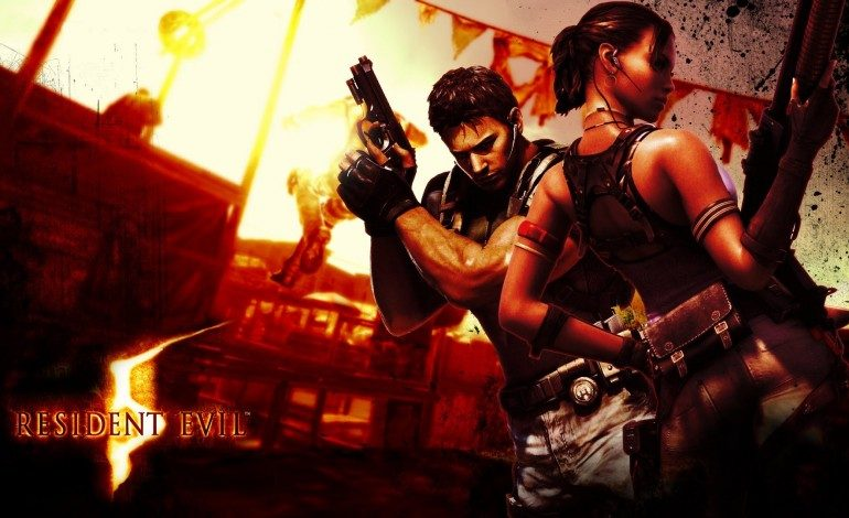Resident Evil 5 Available For Digital Download On PS4 And Xbox One Today