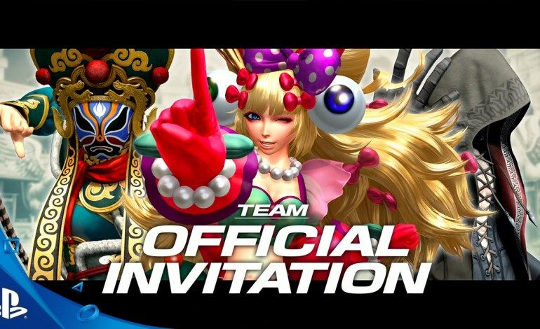 New King of Fighters Team Official Invitation Trailer