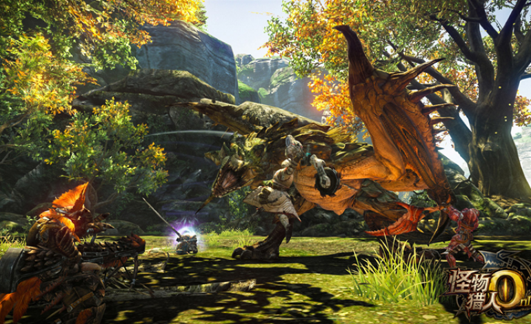 Team HD Releases First Version of Monster Hunter Online's English Patch