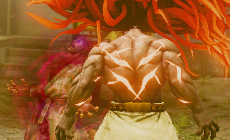 Capcom Shares Details on Street Fighter 5's Cinematic Story Mode and More June Updates