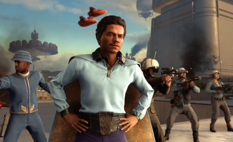 Lando Joins Star Wars Battlefront In Bespin Launch Trailer