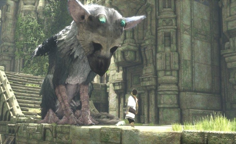The Last Guardian Is Real And Gorgeous