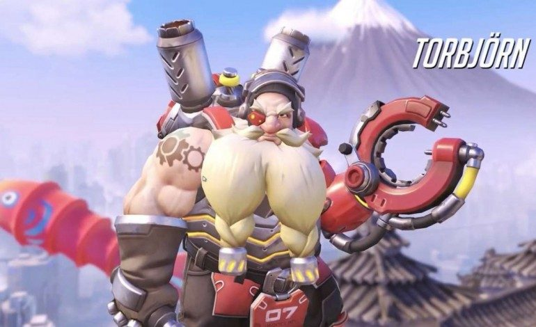 Torbjorn To Be Nerfed In July