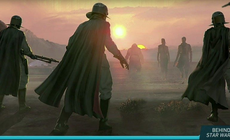 New Star Wars Game Similar To Uncharted