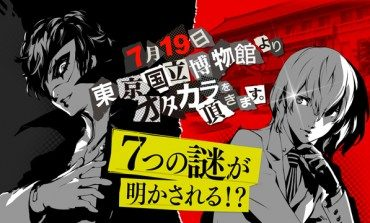 New Persona 5 Gameplay Footage and Upcoming Persona 5 Announcements