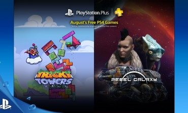 Free Games Arrive For PS Plus