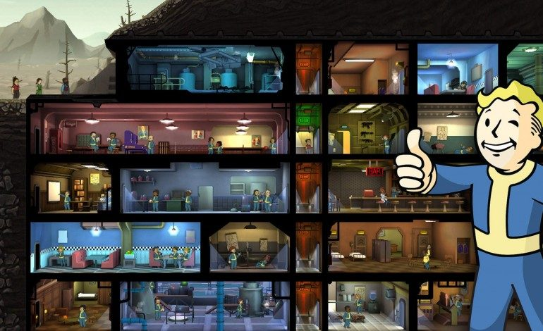 Fallout Shelter Gets Released To A New Market