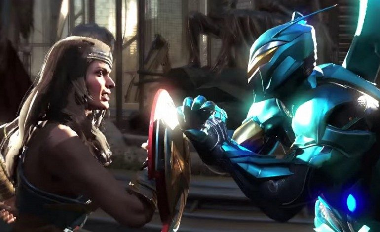 Wonder Woman and Blue Beetle Revealed for Injustice 2 at San Diego Comic Con