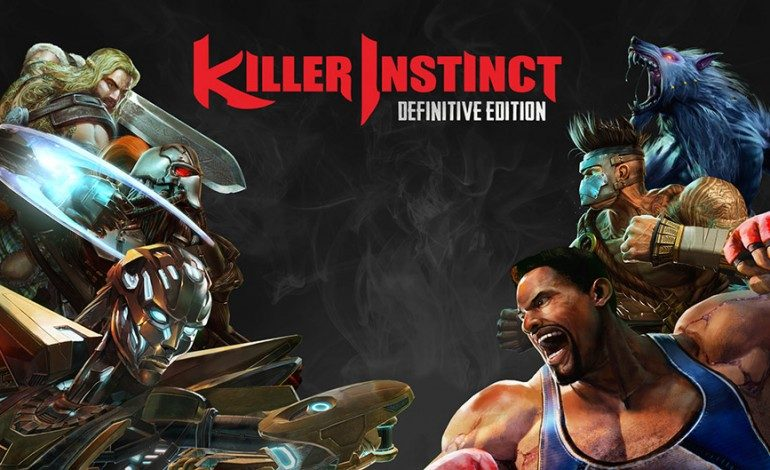 Microsoft Announces Killer Instinct Definitive Edition