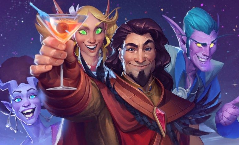 Blizzard Announces Party Theme Adventure Pack For Hearthstone, One Night in Karazhan