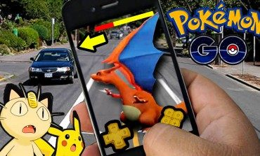 The Smartphone Era of Pokémon Has Lifted Off With Pokémon Go