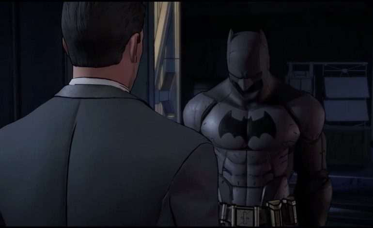 Telltale's Batman Episode 2 – Children of Arkham Release Date