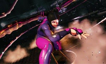 Juri Coming to Street Fighter V