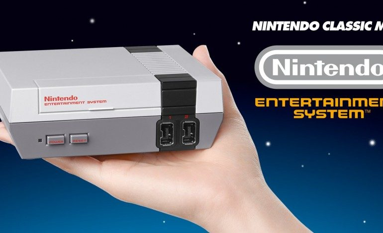 Nintendo's Mini-NES Out This November, Will Come With 30 Titles Pre-loaded.