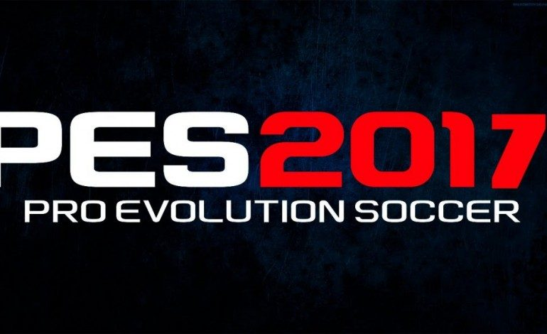 Pro Evolution Soccer 2017 Release Date Announced