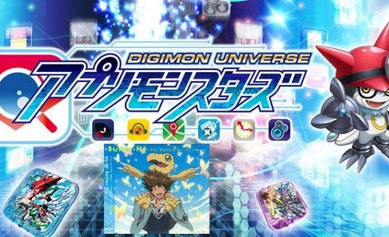 First Trailer for New Digimon Project Released