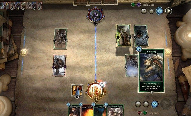 Bethesda and Twitch to Host First, Elder Scrolls: Legends, eSports Event at PAX West