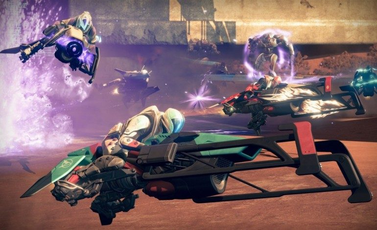 Destiny Will Be Seeing Sparrow Racing and Festival of The Loss Once Again