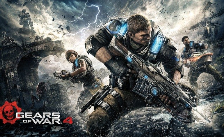 Gears of War 4 Controls Balanced Between Controller and Keyboard
