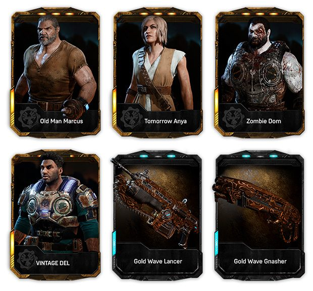Pre Order Bonus Announced For Gears Of War 4 Mxdwn Games