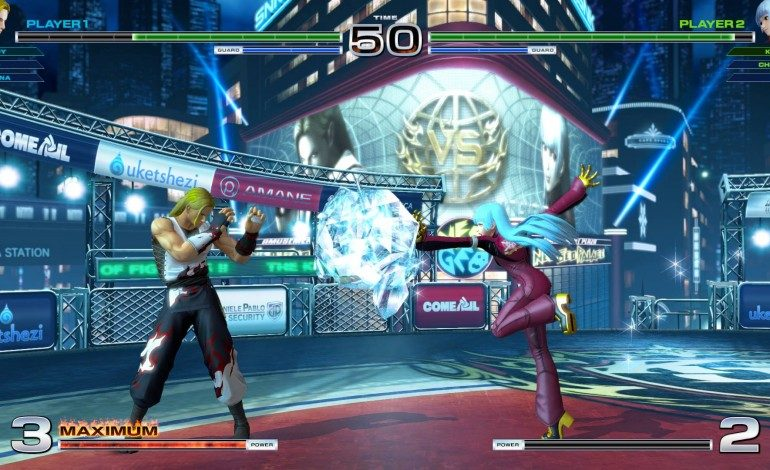 The King of Fighters XIV Improves Upon Previous Titles