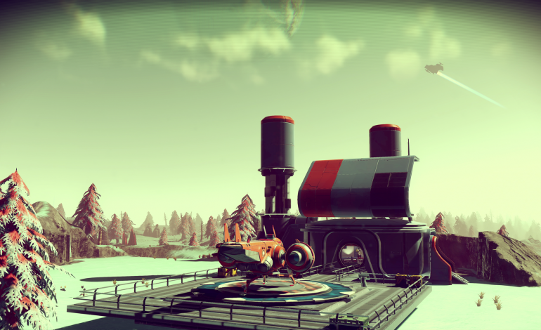 No Man's Sky Players Find The Same Planet But Not Each Other