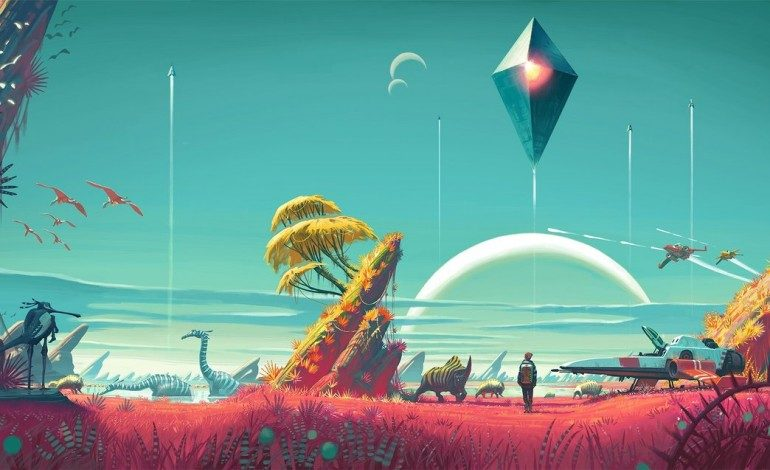 No Man's Sky PC Version 3 Day Delayed