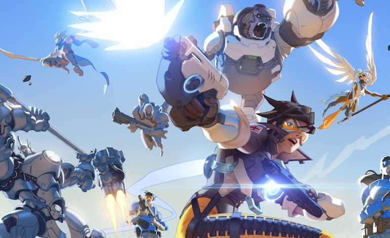 Today in Overwatch: Mass Cheater Ban and Olympic Skins