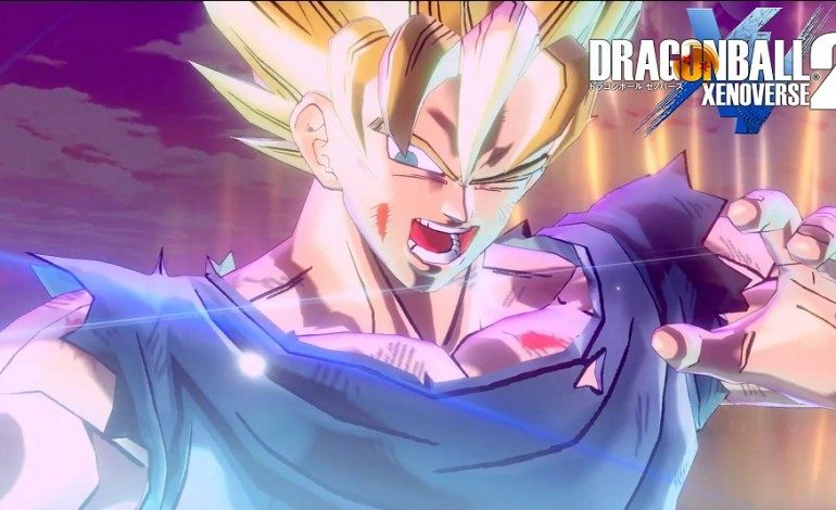 New Dragon Ball Xenoverse 2 Trailer Released at Gamescom 2016