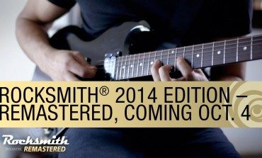 Rocksmith 2014 Remastered Coming this October 4th