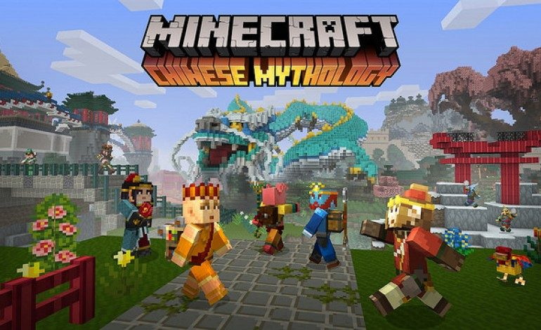 Minecraft Chinese Mythology Pack and Update Details Announced