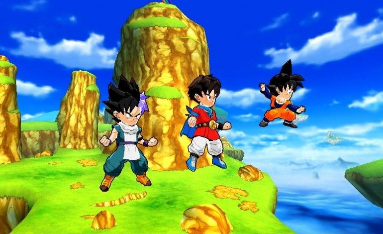 Dragon Ball Fusions Announced For North America and Europe