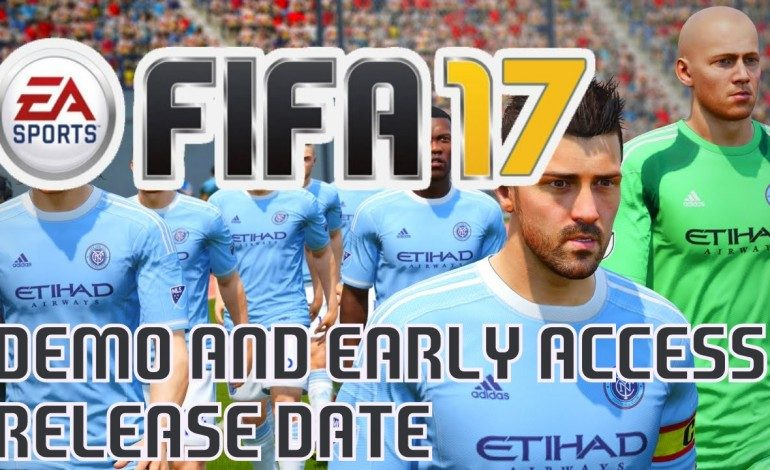 Fifa 17 Demo Released With Teams and Stadiums