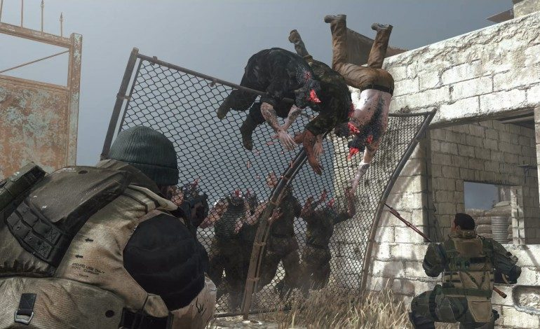 Hideo Kojima Says That Zombies Have No Place In The Metal Gear Series